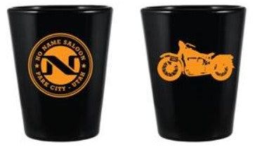 Caesar's XA Motorcycle Shot Glass