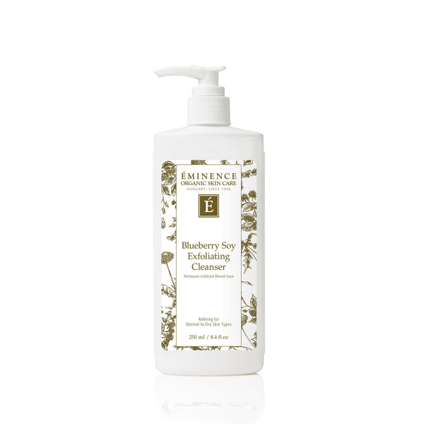 Eminence Organics Blueberry Soy Exfoliating Cleanser