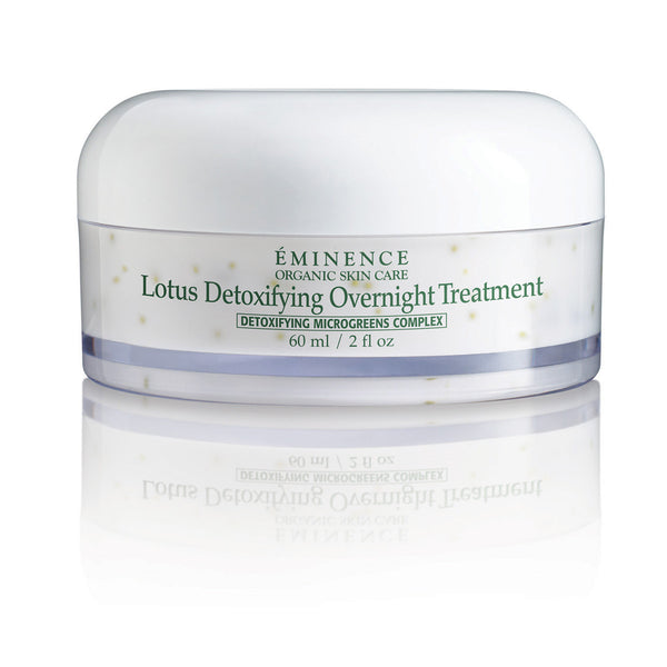 Eminence Organics - Lotus Detoxifying Overnight Treatment