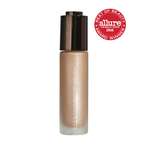 Becca - Aqua Luminous Perfecting Foundation - Dark Golden