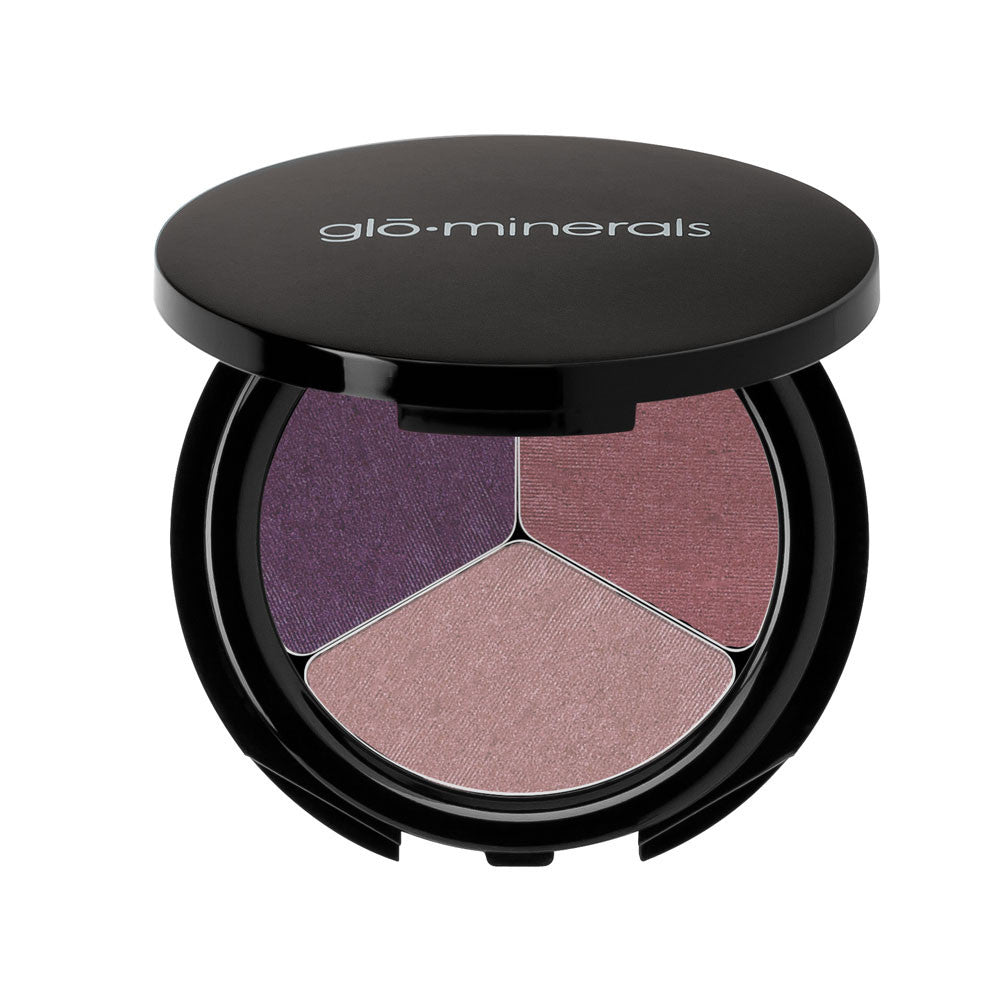 gloMinerals Eye Shadow Trio Amethyst