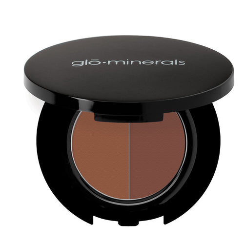 gloMinerals Brow Powder Duo Auburn