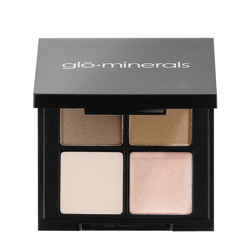 gloMinerals Brow Quad Taupe