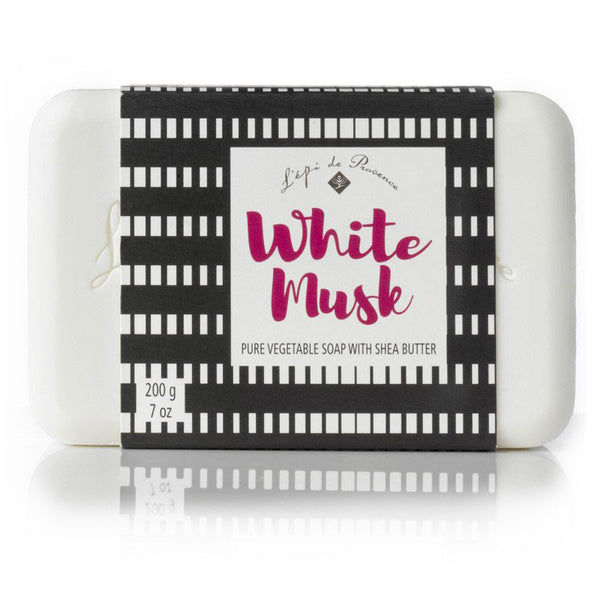 L'epi de Provence White Musk Bar Soap
