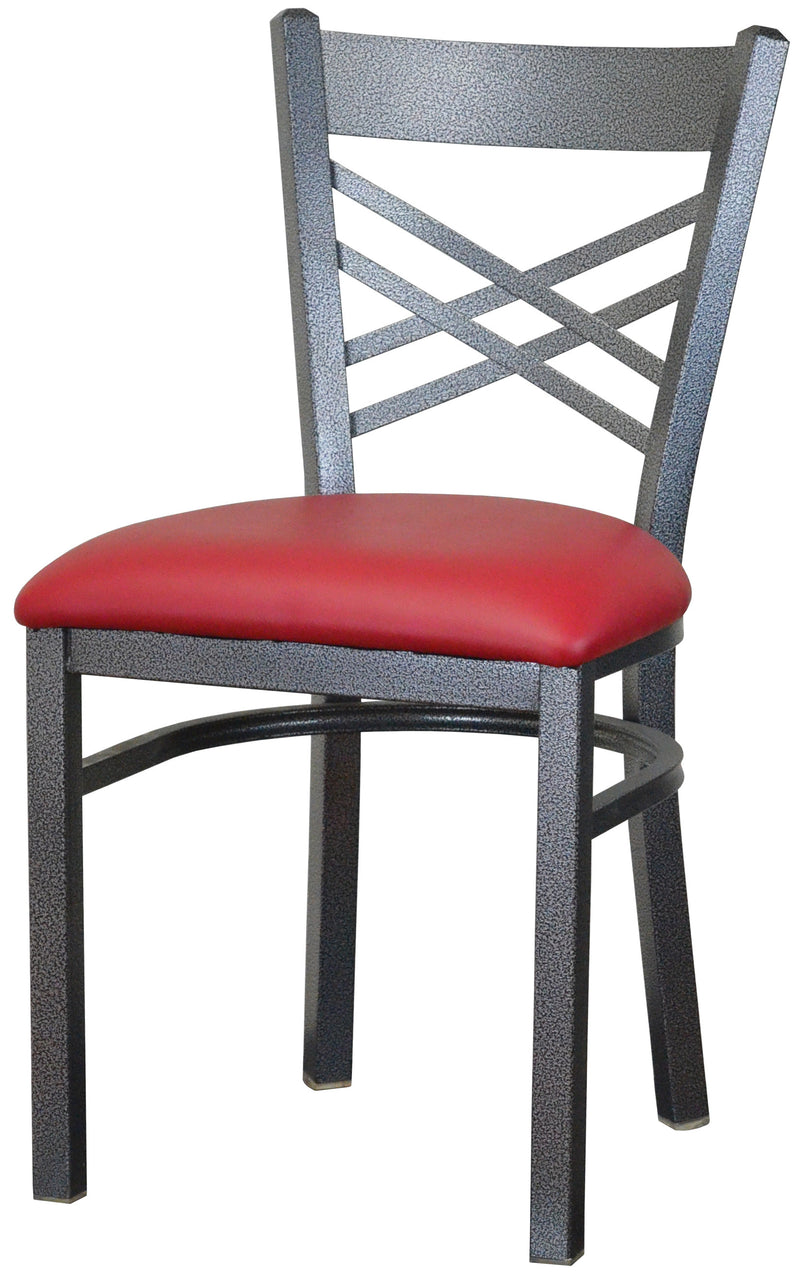 #DF3459-SIL - Absolute Seating -restaurant seating expert
