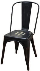 #AB4280 -BLACK - Absolute Seating -restaurant seating expert