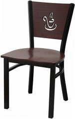 #AB3436-MAH - Absolute Seating -restaurant seating expert