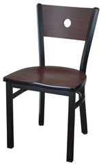 #AB3449-MAH - Absolute Seating -restaurant seating expert