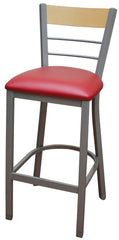 #AB3453B-SIL - Absolute Seating -restaurant seating expert
