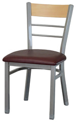 #AB3453-SIL - Absolute Seating -restaurant seating expert