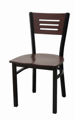 #AB3457-MAH - Absolute Seating -restaurant seating expert