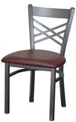 #AB3459-SIL - Absolute Seating -restaurant seating expert