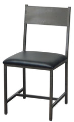#AB3589- BLK - Absolute Seating -restaurant seating expert