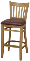#AB2142B-NAT - Absolute Seating -restaurant seating expert