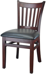 #AB2142-MAH - Absolute Seating -restaurant seating expert