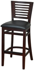 #AB2158B-MAH - Absolute Seating -restaurant seating expert