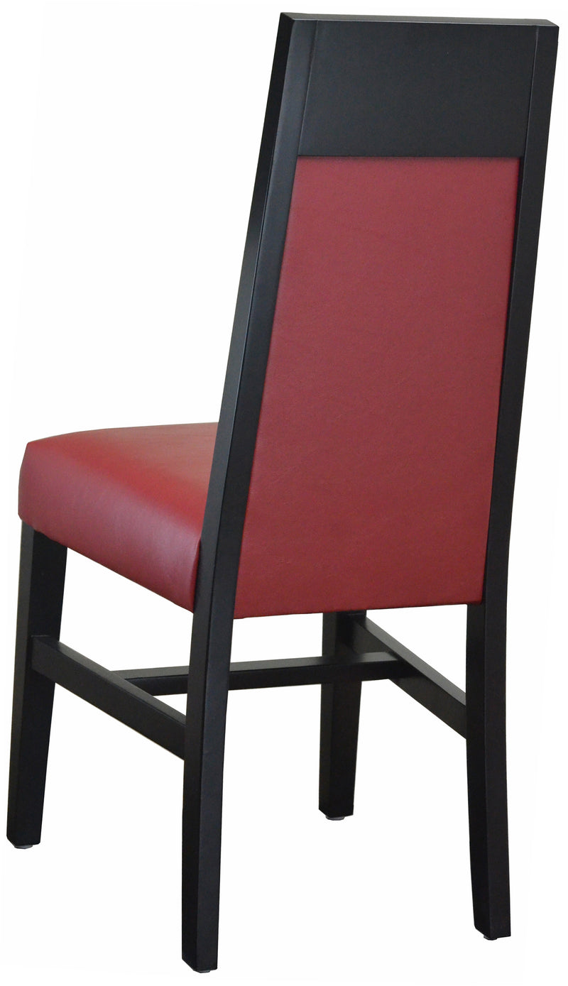 #DF2181-BLK - Absolute Seating -restaurant seating expert