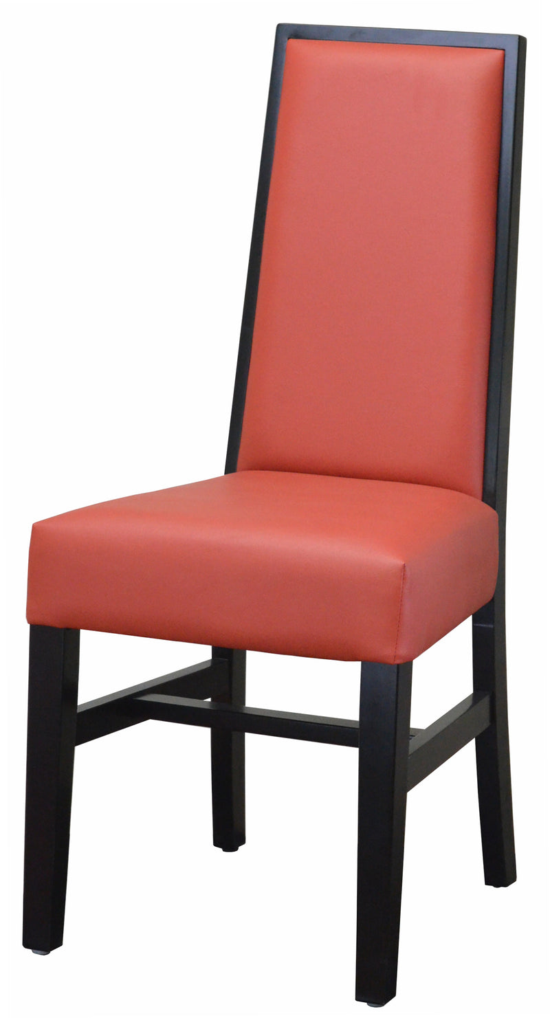 #DF2183-BLK - Absolute Seating -restaurant seating expert