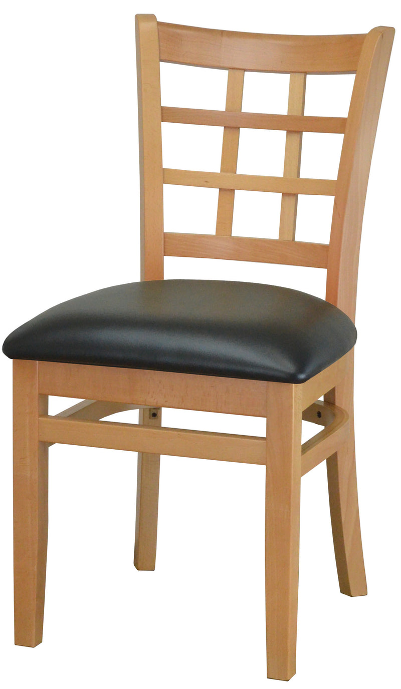 #DF2190-NAT - Absolute Seating -restaurant seating expert