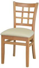 #AB2190-NAT - Absolute Seating -restaurant seating expert