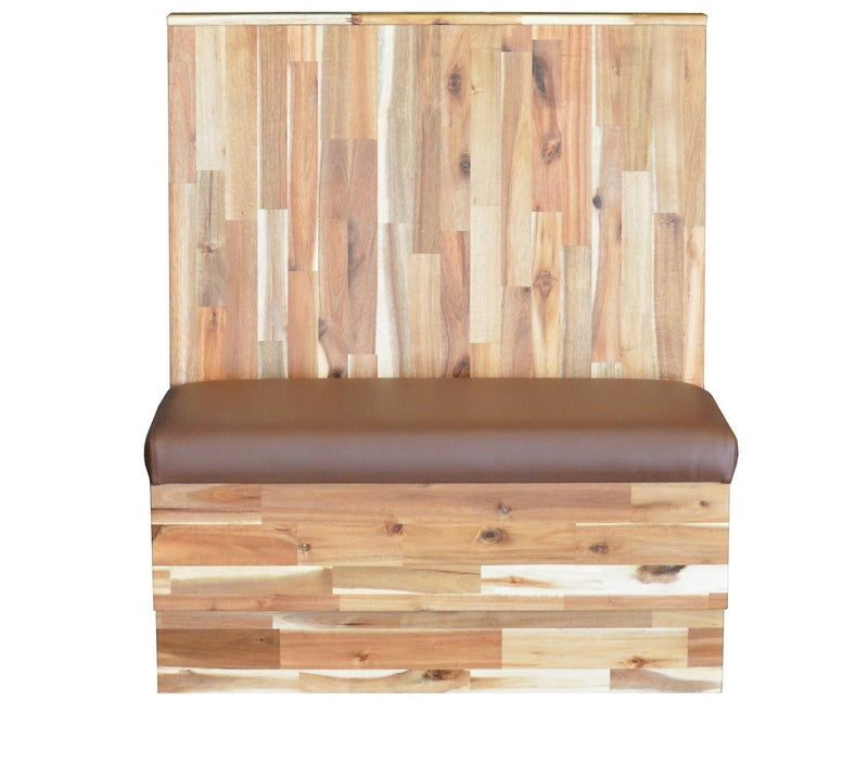 #ABT-077 Reclaimed Wood Frame Booth