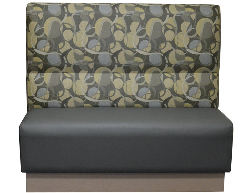 """R"" Back and One-Box Cushion $385.00/42""Hx48""L"