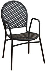 #AB6928 BLK - Absolute Seating -restaurant seating expert