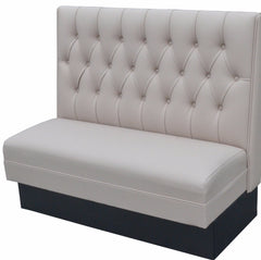 "Diamond Back $475.00/36""Hx48""L - Absolute Seating -restaurant seating expert"
