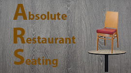 Absolute Seating is your one stop restaurant seating online store.