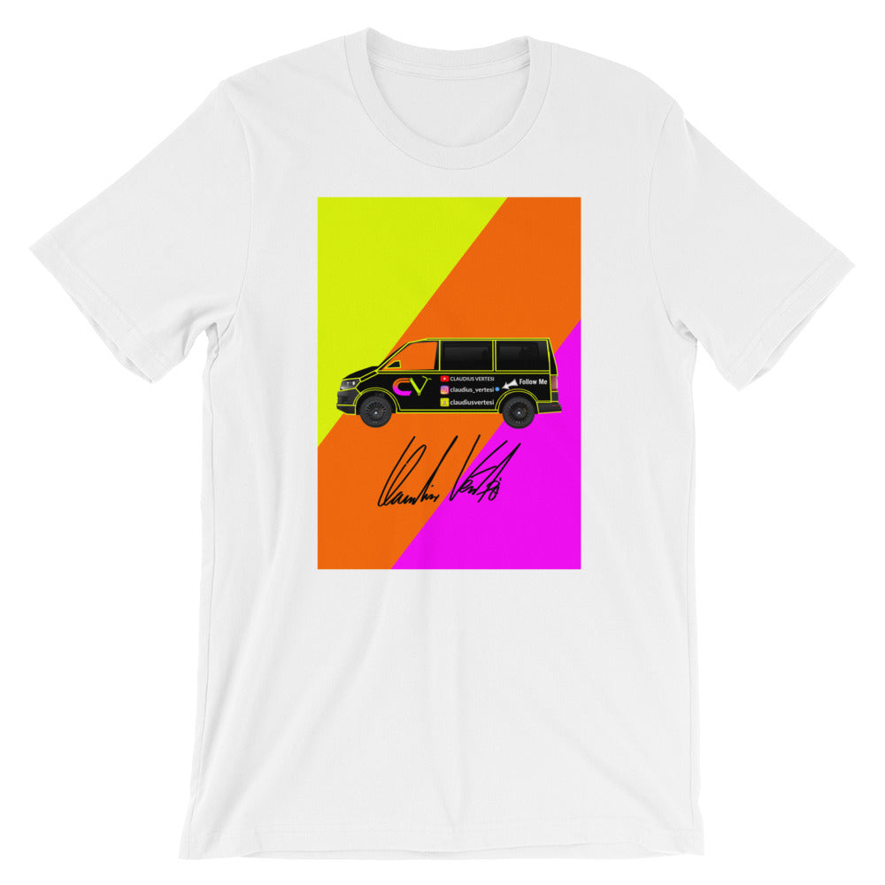 Tour Van Signature T-Shirt 2019