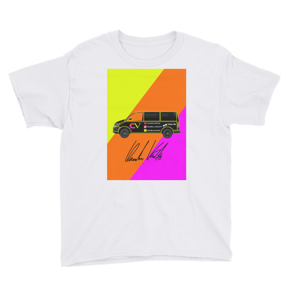 Tour Van Signature T-Shirt 2019 *YOUTH SIZES*
