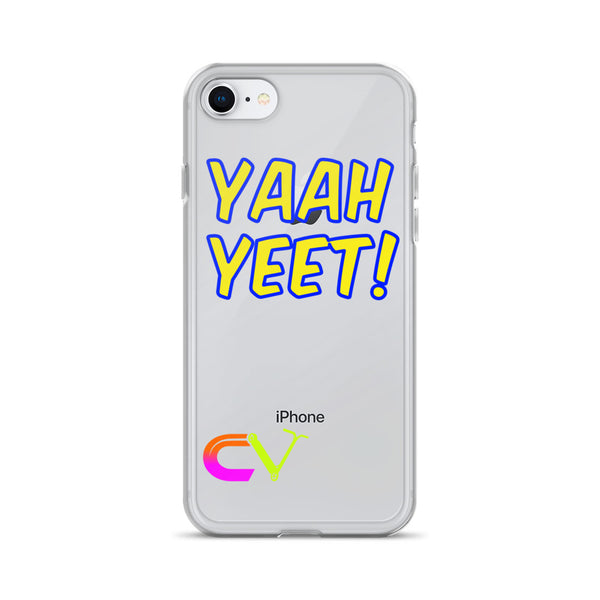 YAAH YEET iPhone Case