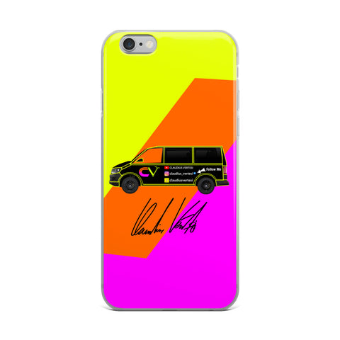 Tour Van Signature iPhone Case 2019