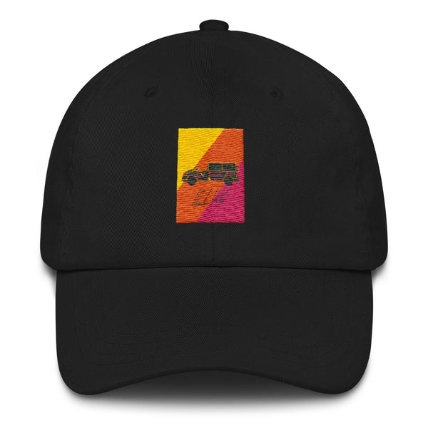 Tour Van Signature Dad Hat 2019