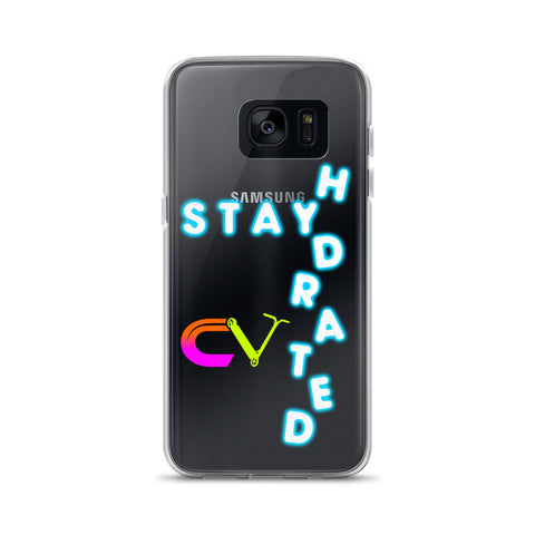 Stay Hydrated Samsung Phone Case