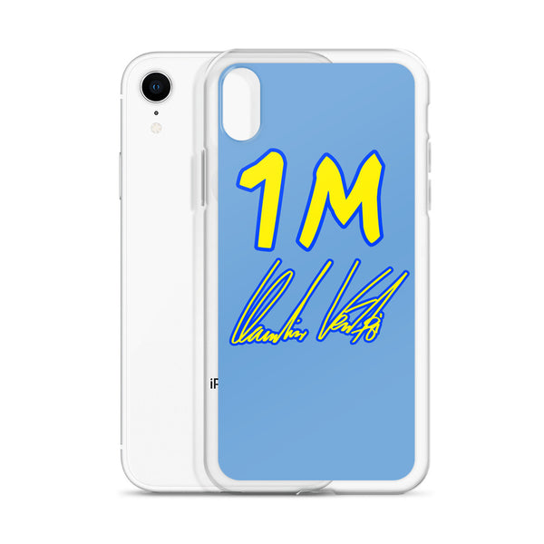 1M Signature iPhone Case