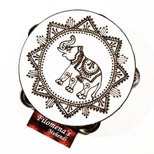 Indian elephant, Drum circle, Belly dance, Indian elephants, Henna tambourine, Elephant gift, Ornate elephant, Ganesha, Boho elephant