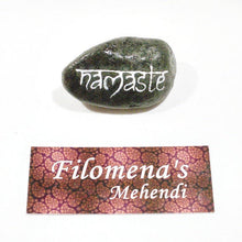 Spiritual gift, Yoga lover, Pocket Pebbles, Message stones, Affirmation Stones, Worry stone, Encouragement words, Word stone, Altar words