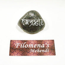 Word stone, Meditation stones, Altar words, Positive word stones, Word stones, Gratitude stone, Meditation art, Zen decor, Inspirational art