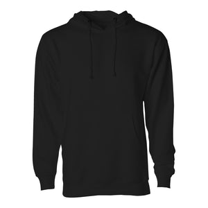ABDS PULL OVER HOODIE BLACK - Anderson Bros Design and Supply