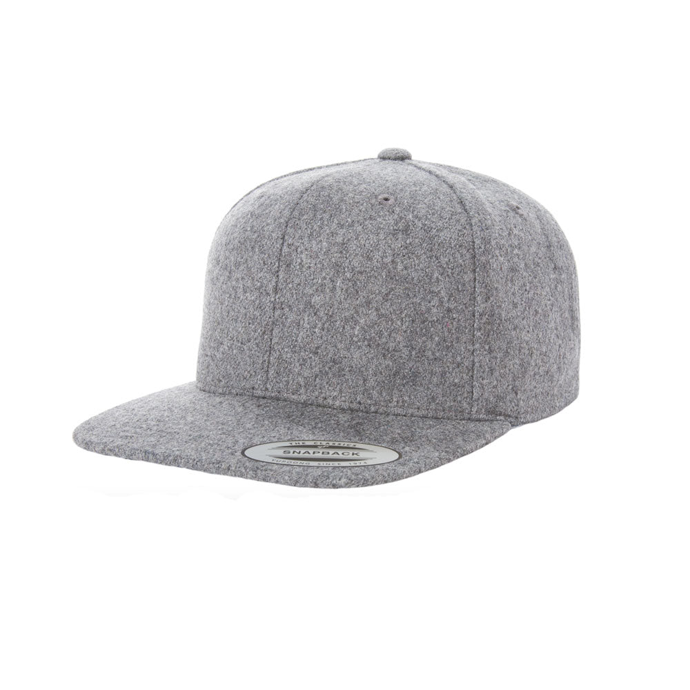 ABDS WOOL SNAP BACK - Anderson Bros Design and Supply