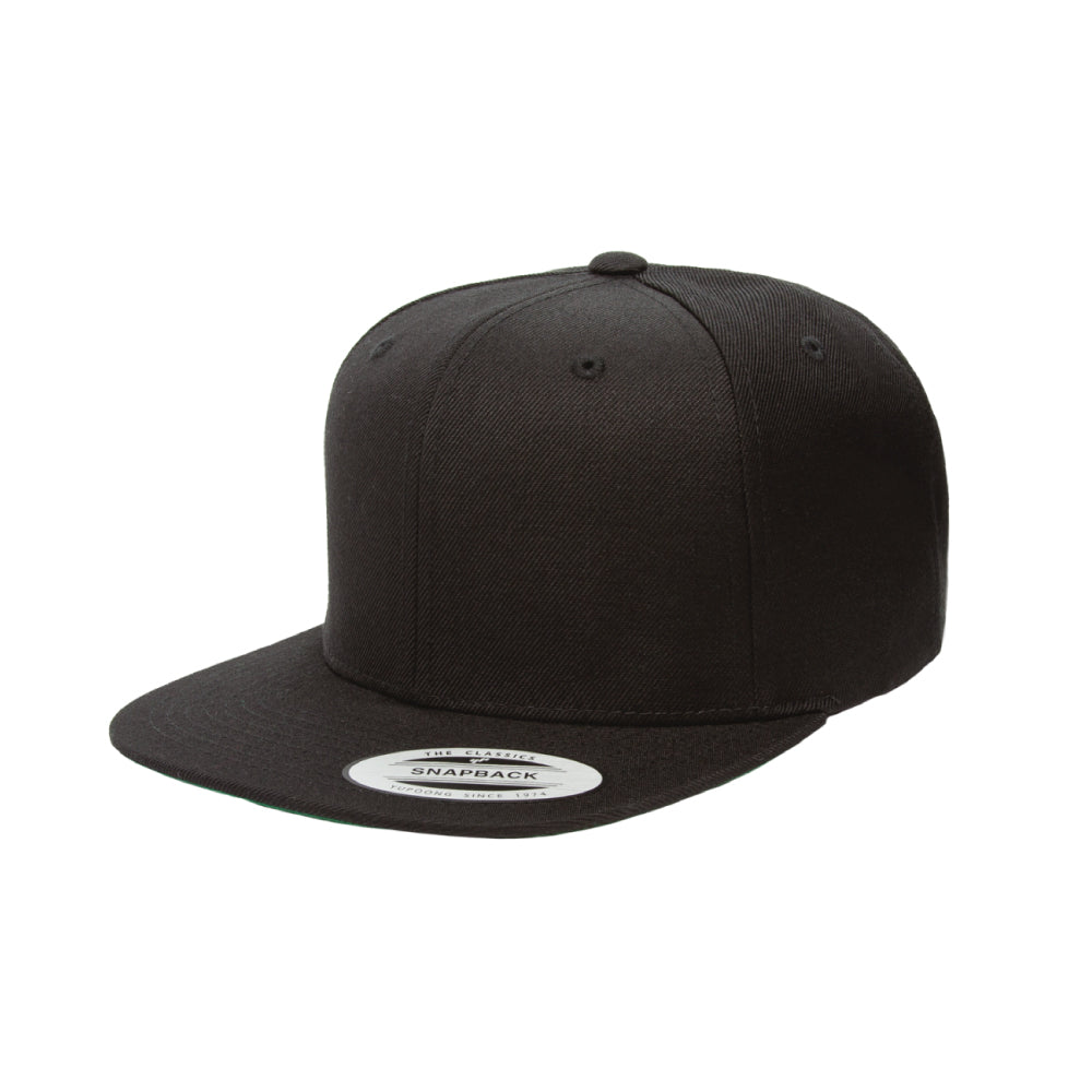 ABDS SNAP BACK BLACK