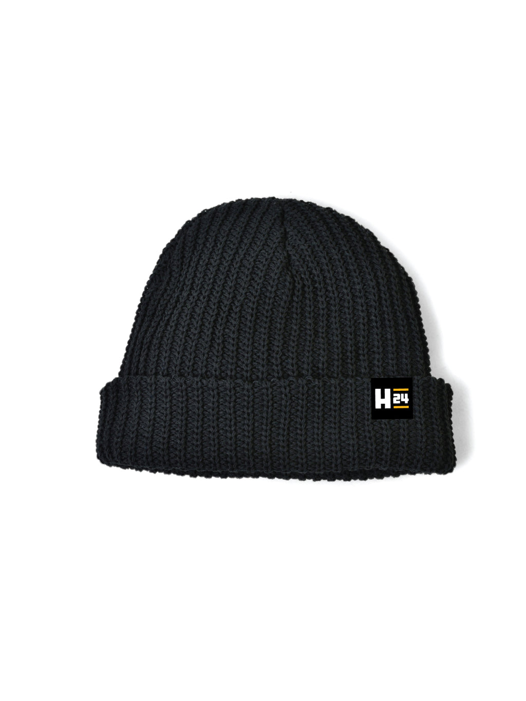 HANGAR 24 STANDARD BEANIE- BLACK - Anderson Bros Design and Supply