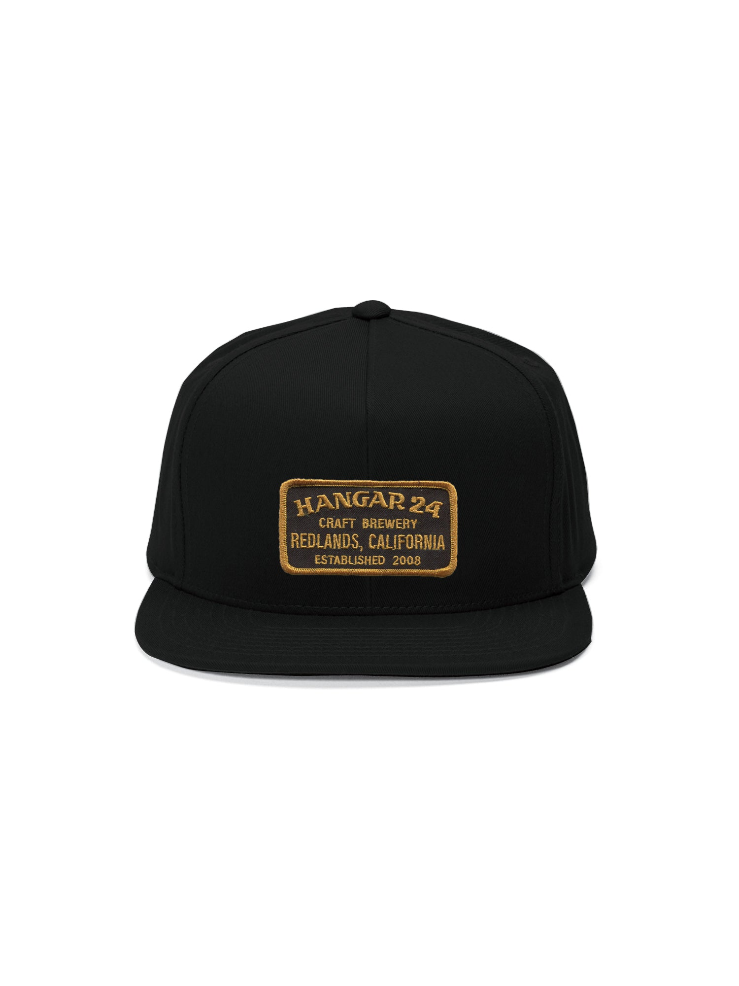 HANGAR 24 REDLANDS HAT- BLACK