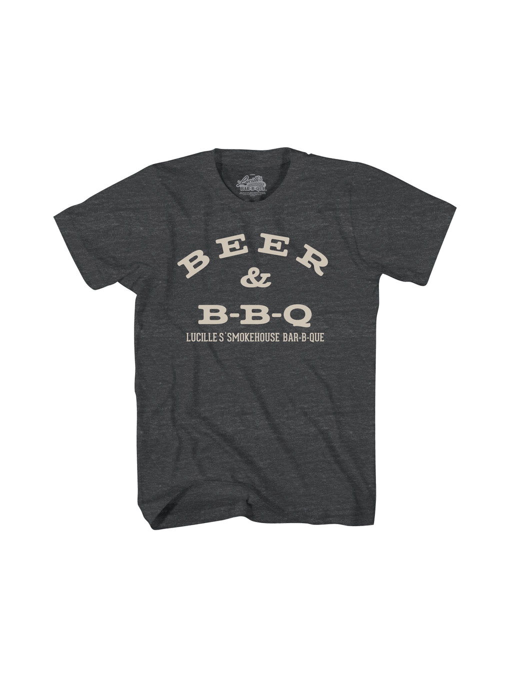 BEER AND BBQ (HEATHER CHARCOAL)
