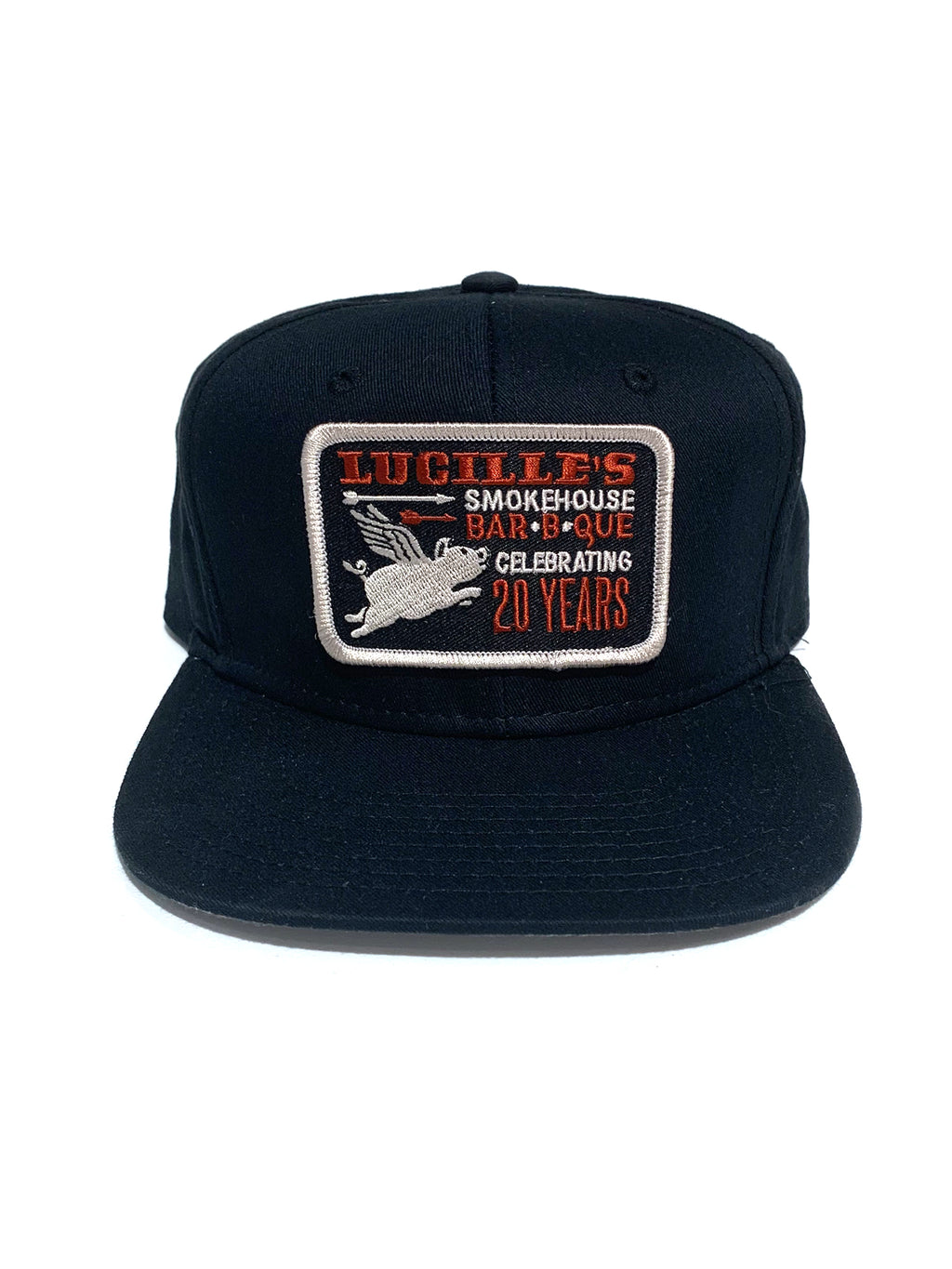 20 years Hat - Black