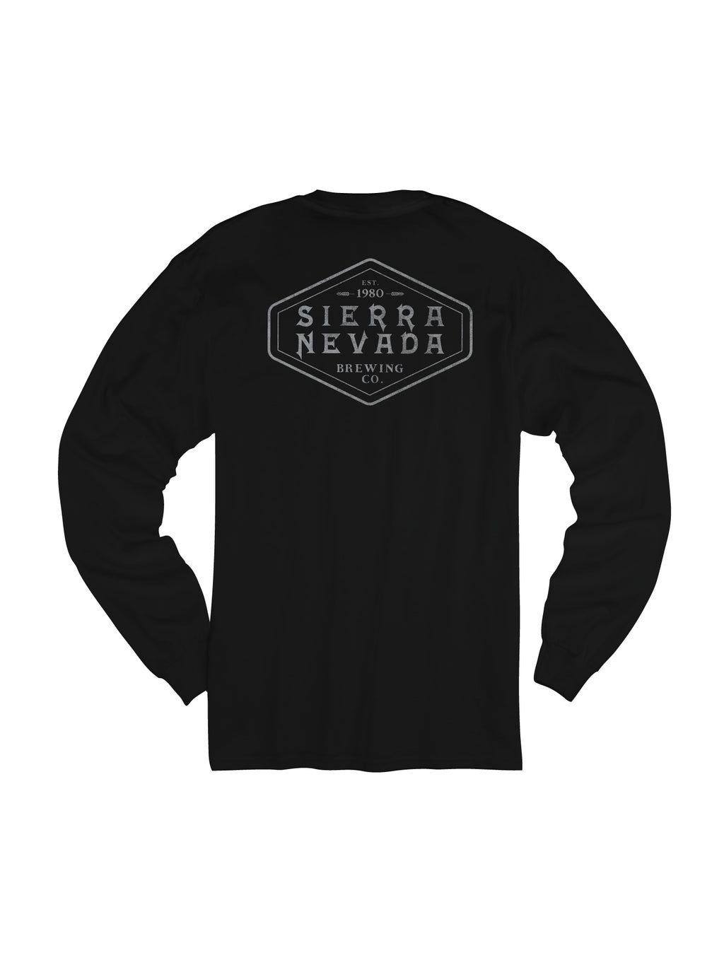 SHIELD L/S- BLACK
