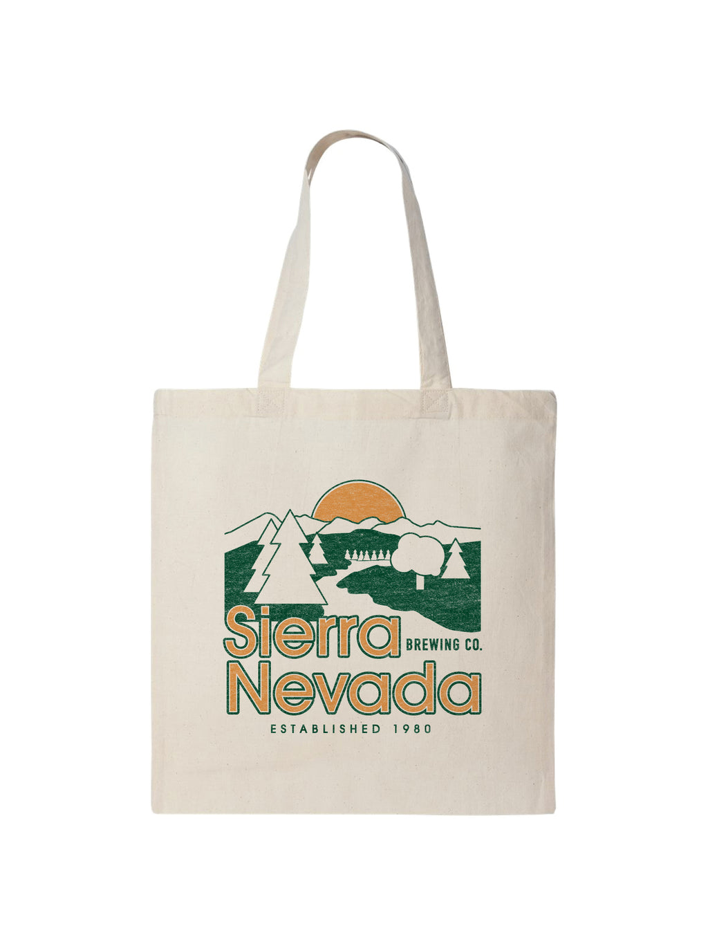 TOTE BAG- CREAM - Anderson Bros Design and Supply