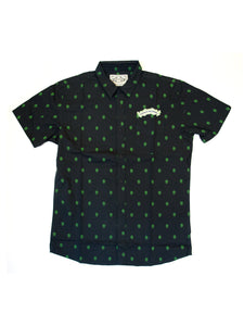 Button Down- Green/Black - Anderson Bros Design and Supply
