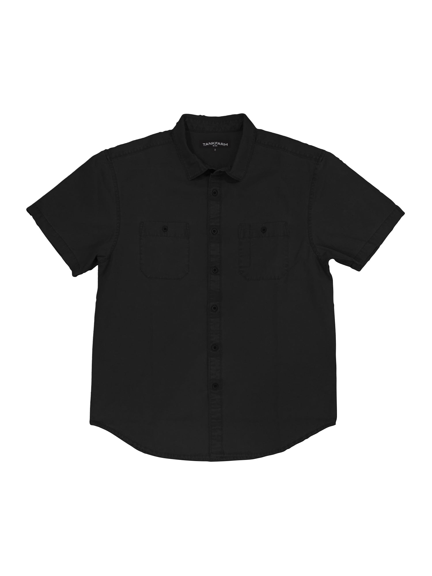 BLACK WORK SHIRT - Anderson Bros Design and Supply
